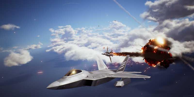 سیستم مورد نیاز بازی Ace Combat 7 منتشر شد