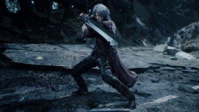 شیاطین اولین تریلر گیمپلی از Dante Dante