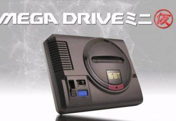 مینی کنسول Mega Drive Mini 2019