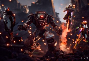 تریلر و اسکرینشاتهای بازی Anthem شرکت BioWare