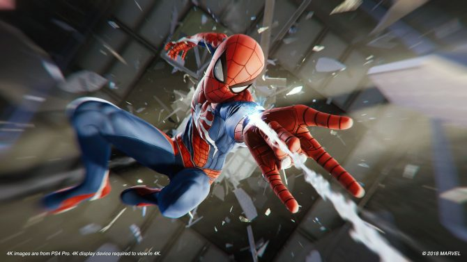Insomniac Games حالت Photo Mode 16 شهریور