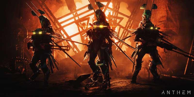 DLC های داستانی بازی Anthem محصول شرکت Bioware رایگان خواهد بود