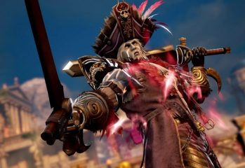 Soul Edge Cervantes pirate Cervantes Soulcalibur 6