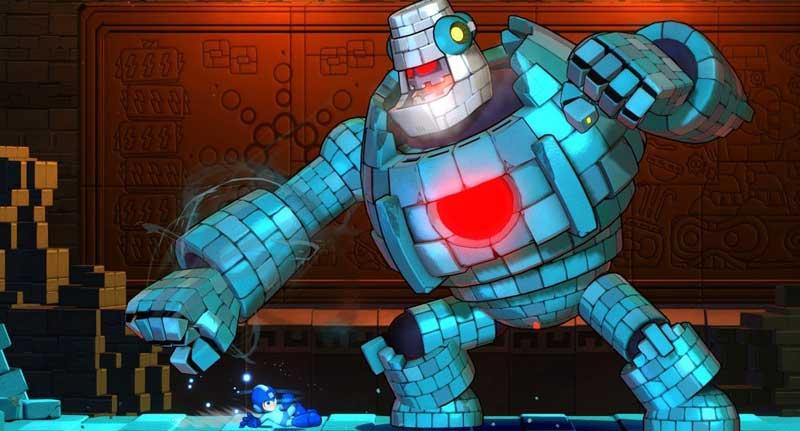 نسخه دمو بازی Mega Man 11 هم اکنون قابل بازی کردن است