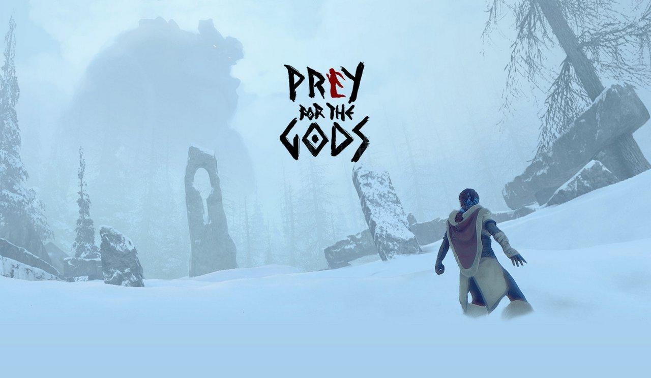 شبیه سازی بازی Praey for the Gods بازی Shadow of the Colossus
