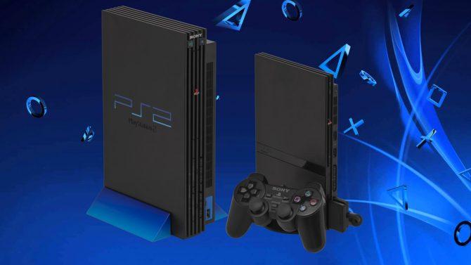 PlayStation 2 کنسول پشتیبانی
