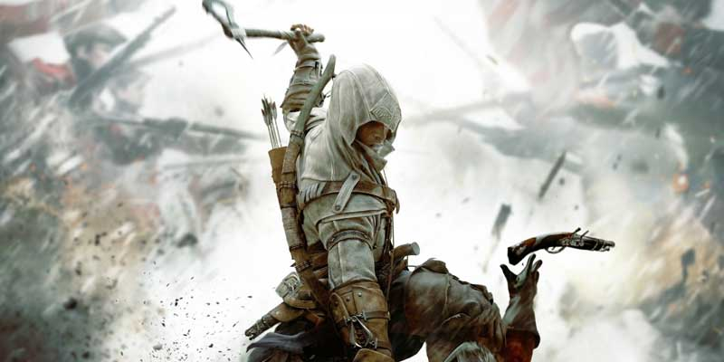 Assassin's Creed 3 Remastered اساسین کرید 3 ubisoft