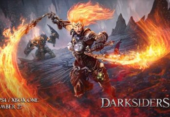 بازی Darksiders 3 Gunfire Games The Charred Council