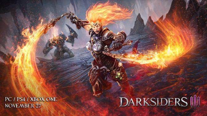 بازی Darksiders 3 Gunfire Games The Charred Council