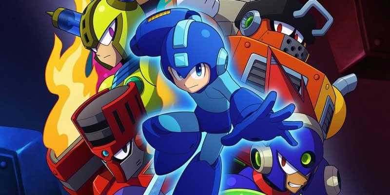 شرکت کپکام اعلام کرد که به زودی فیلمی از بازی Mega Man ساخته میشود