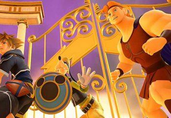 تصاویر جدید از بازی Kingdom Hearts III با تمرکز بر Olympus و Twilight
