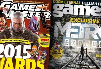 مجلههای GamesTM و GamesMaster دیگر منتشر نمیشوند