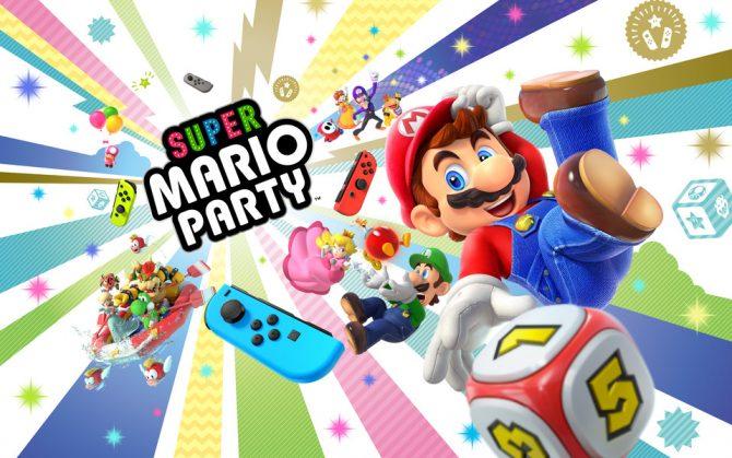 نینتندو سوییچ Super Mario Party
