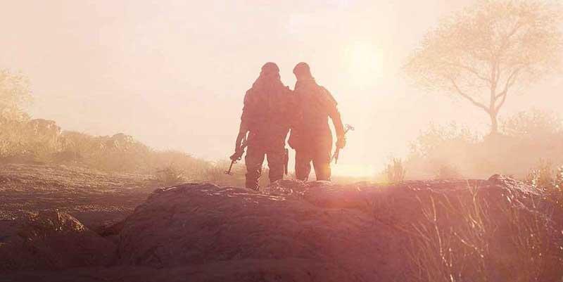 battlefield 5 firestrom بتل رویال