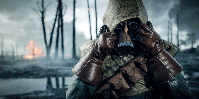 Battlefield 5 battlefield v dice سیستم مورد نیاز
