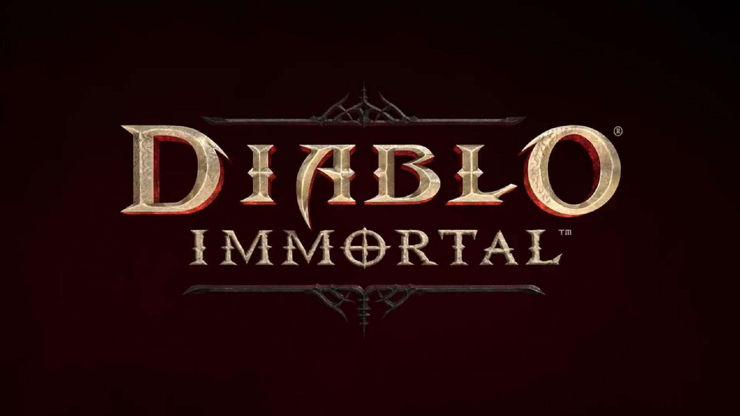 بازی Diablo Immortal