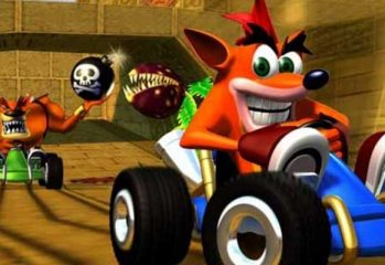 اکتیویژن crash team racing the game awards