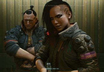 CYBERPUNK 2077 CD PROJEKT RED THE GAME AWARDS