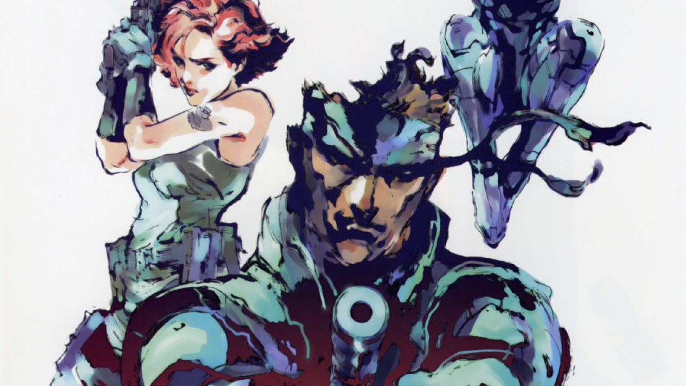 کونامی برد گیم Metal Gear Solid