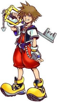 دایرهالمعارف جامع سری بازی Kingdom Hearts