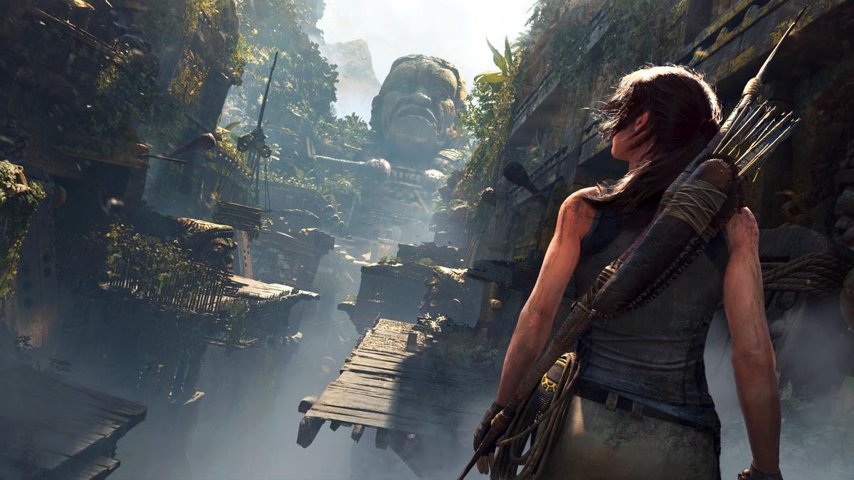استودیو «اسکوئر انیکس» بسته الحاقی Shadow of the Tomb Raider لارا The Nightmare