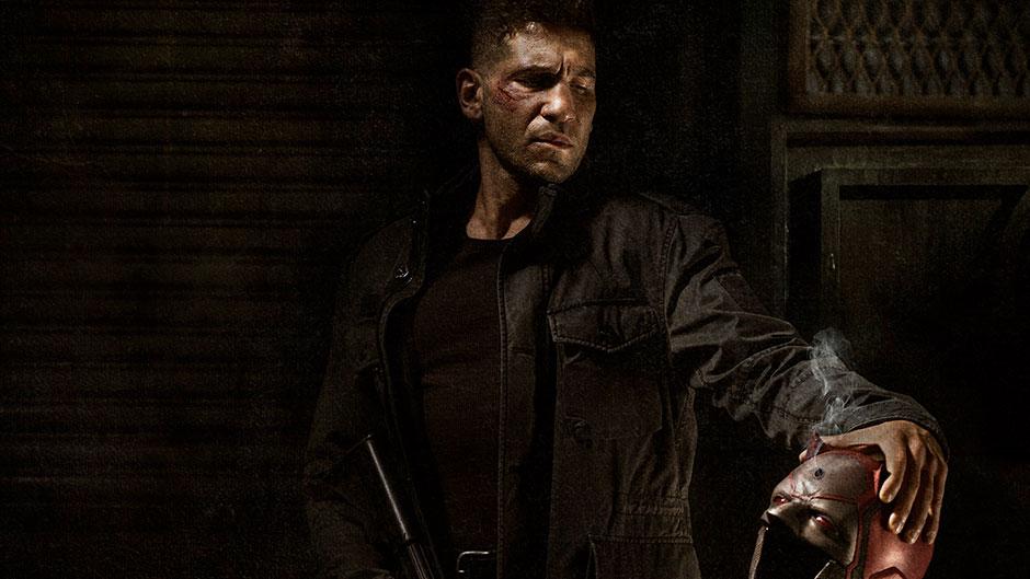 شبکه نتفلیکس استیو لایتفوت سریال The Punisher