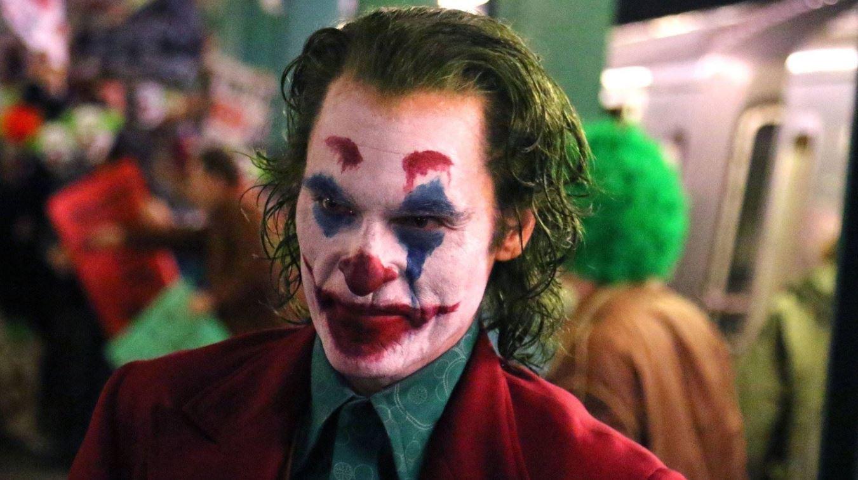 Joker فیلم ابرقهرمانی DC