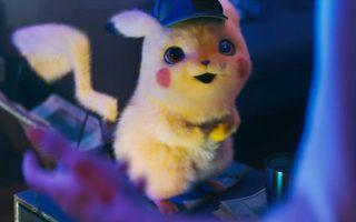 فیلم «Detective Pikachu» پیکاچو Harry Goodman «تیم» پوکمونها