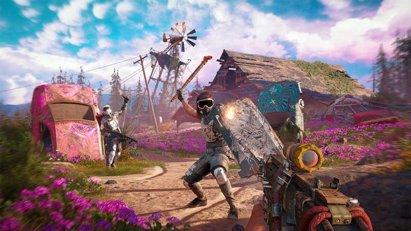 Far Cry New Dawn far cry 5