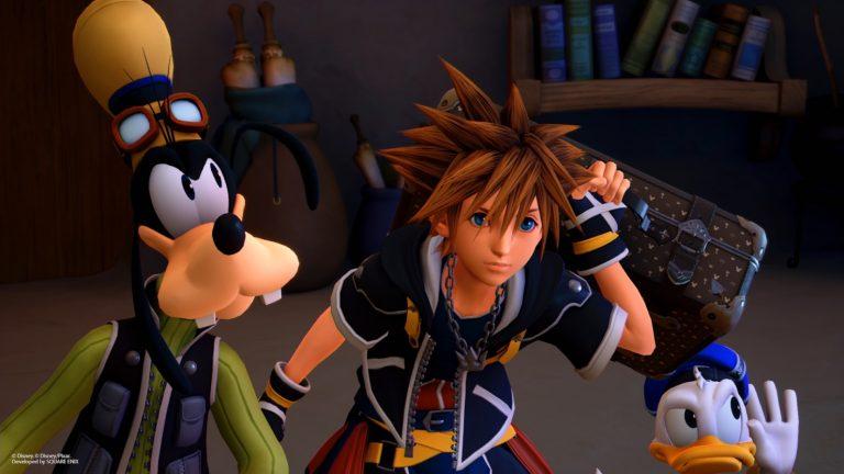 تصاویر جدید بازی Kingdom Hearts 3