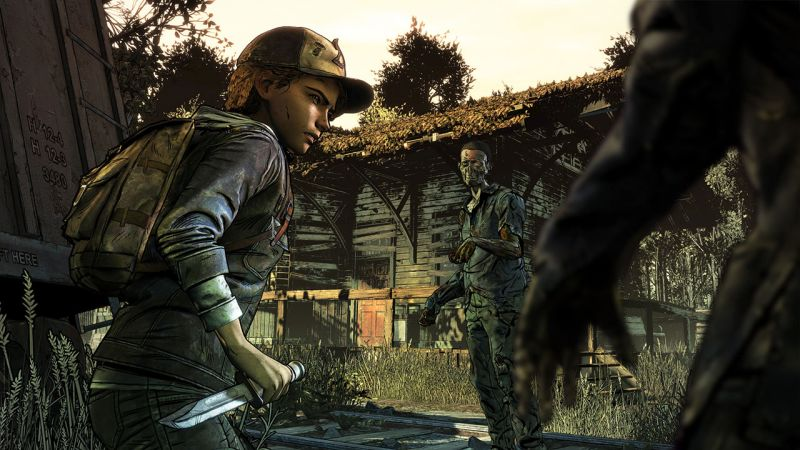 بازی The Walking Dead Final Season
