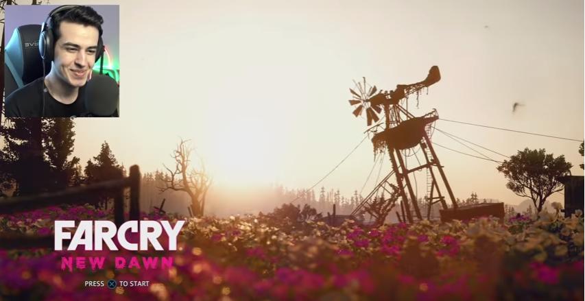 استریم بازی Far Cry New Dawn