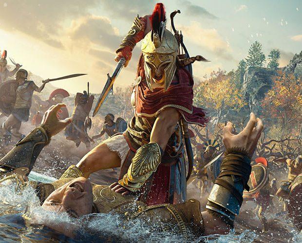 Assassin's Creed Odyssey آموزش بازی Assassin's Creed Odyssey بازی Assassin's Creed Odyssey