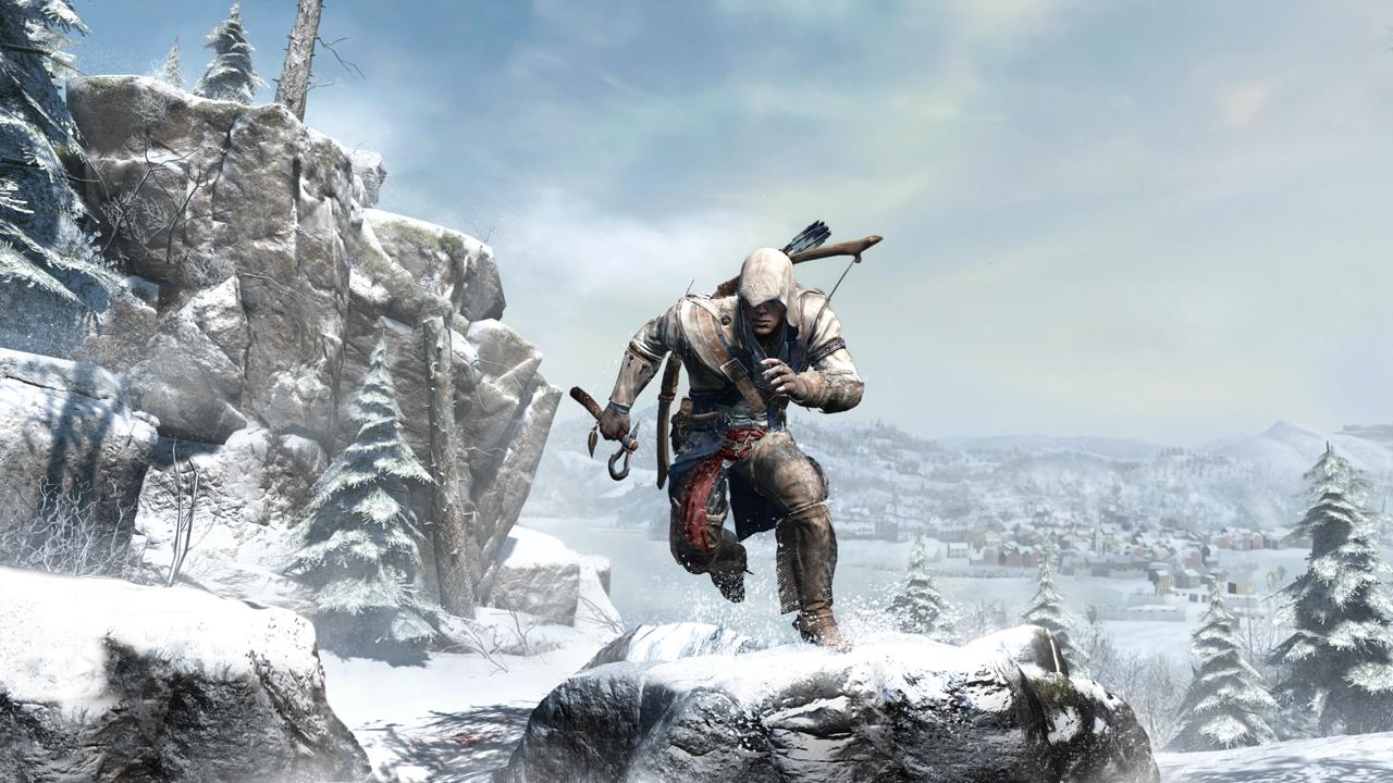 بازی Assassin's Creed III نینتندو سوییچ بازی Assassin's Creed III Remastered