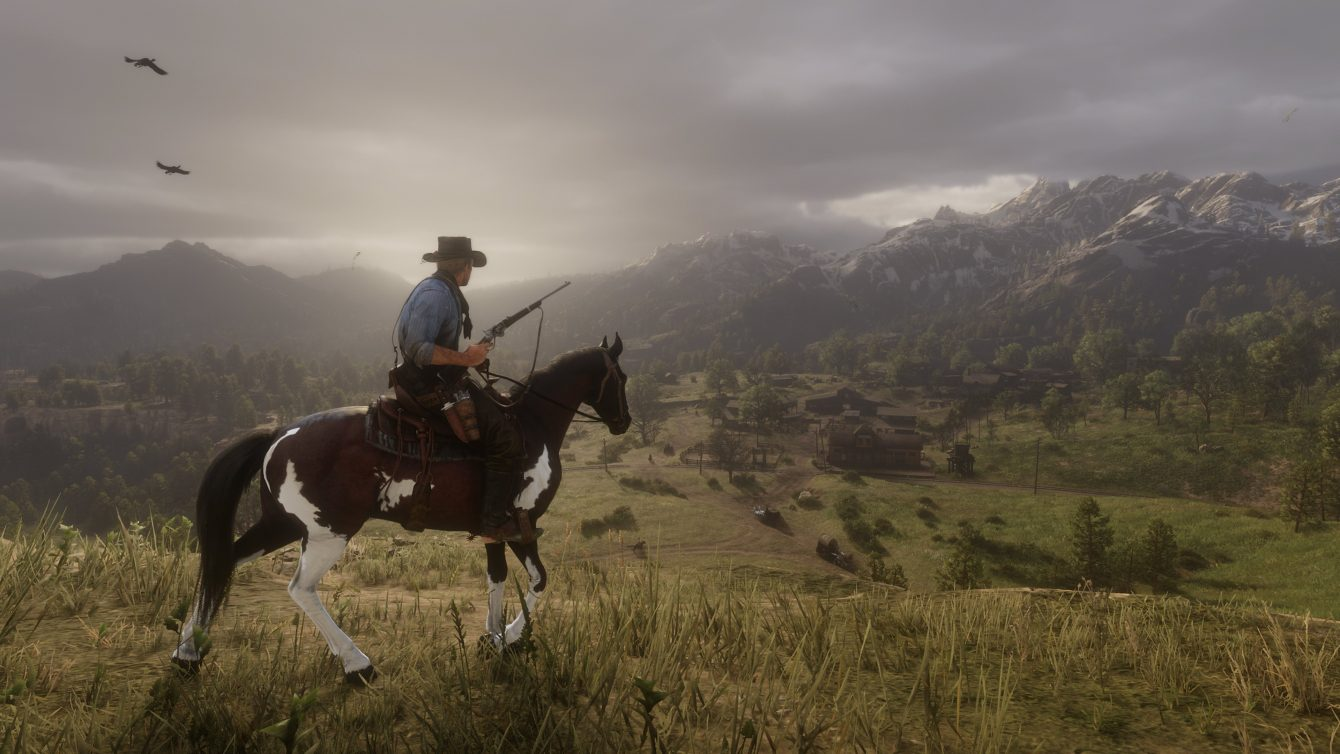 red dead 2 red dead redemption 2 گروه npd