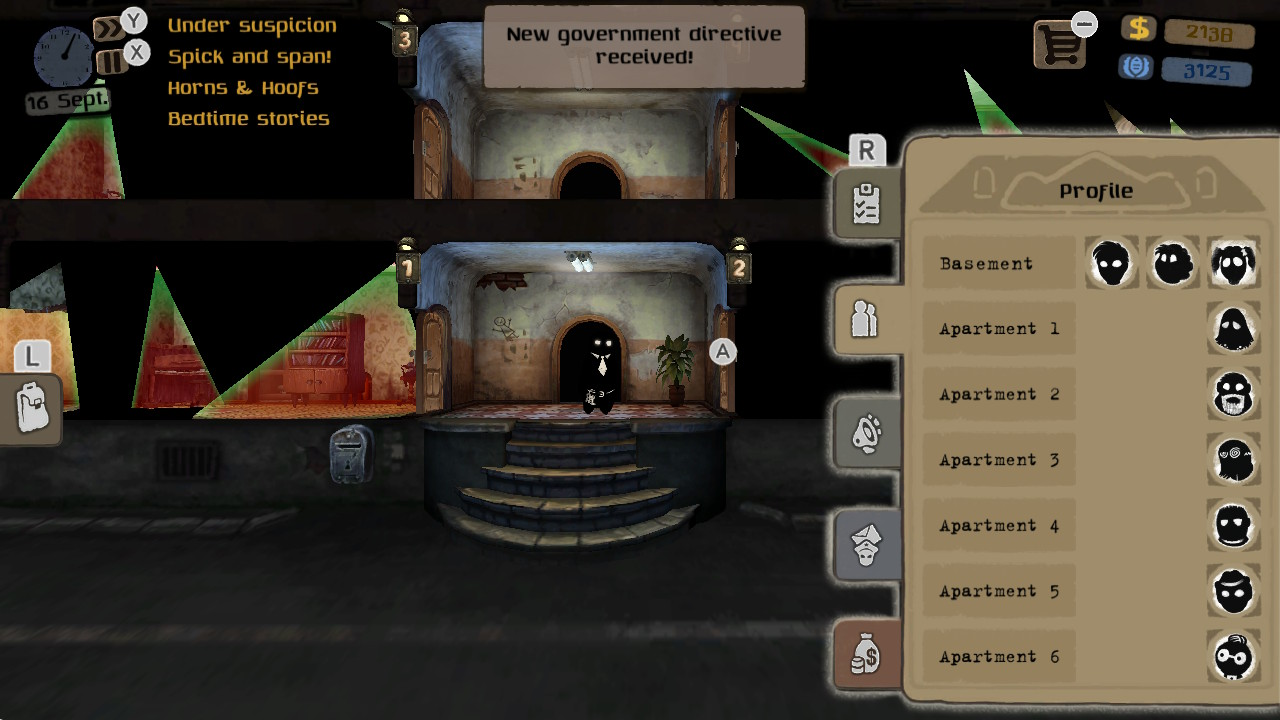 تصویر 6: بازی از محیطی بسیار تاریک بهره میبرد و به خوبی حس خفقان را به شما منتقل میکند.