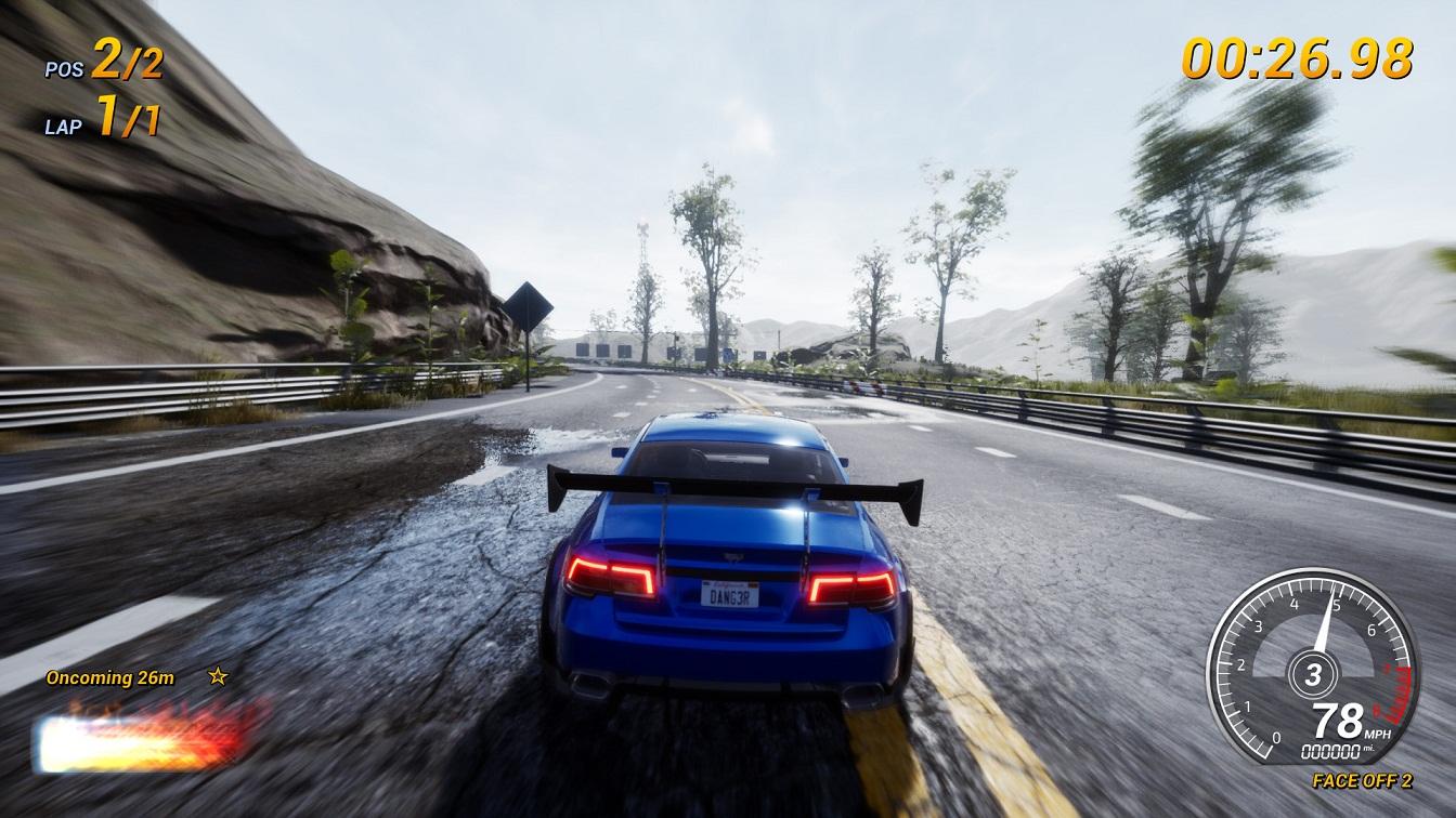 نقد بازی Dangerous Driving