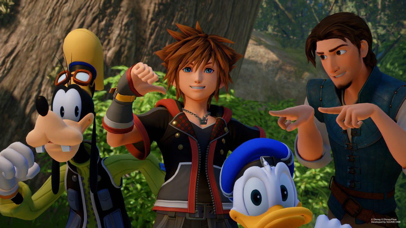 Kingdom Hearts III پرفروشترین بازی سال 2019 تا این لحظه