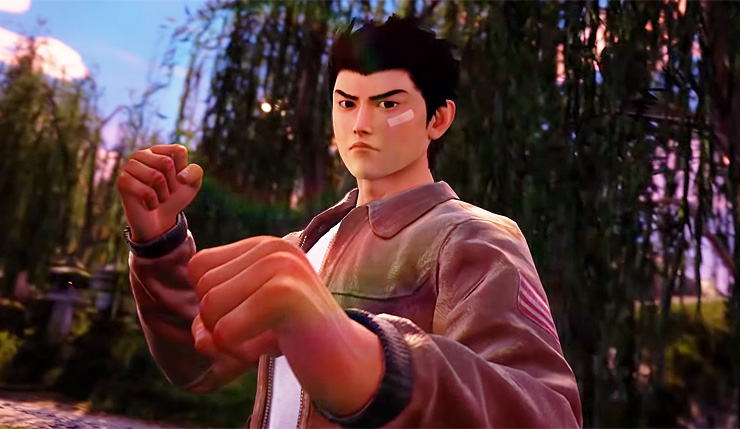 بازی Shenmue III