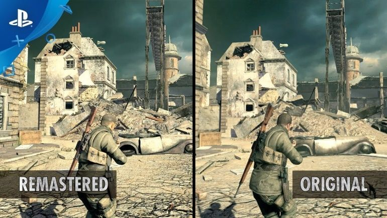 بازی Sniper Elite V2 Remastered