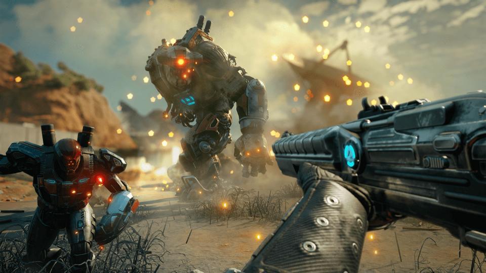 بازی Rage 2 ساخت استودیو Avalanche و id Software