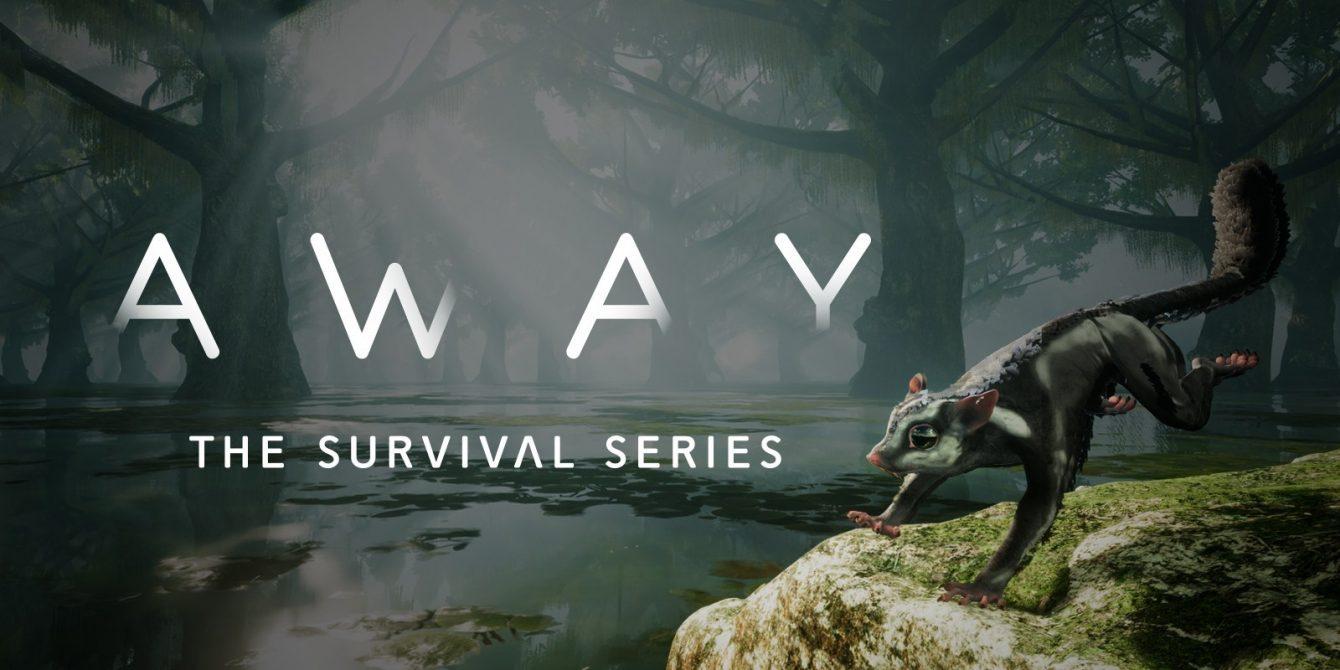 تماشا کنید: بازی Away: The Survival Series برای پلیاستیشن 4 تایید شد