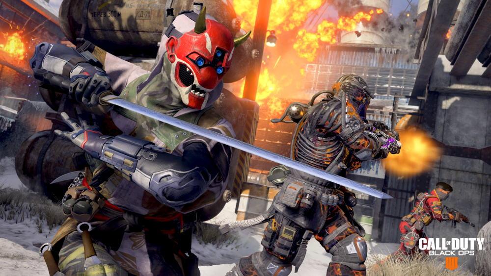 استودیو Treyarch بازی Call of Duty: Black Ops 5