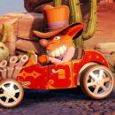 شخصیسازی بازی Crash team Racing Nitro-Fueled