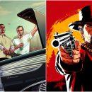 آمار فروش بازیهای Grand Theft Auto 5 و Red Dead Redemption 2 منتشر شد