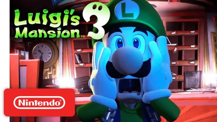 ردهبندی سنی بازی Luigi's Mansion 3 در کره مشخص شد