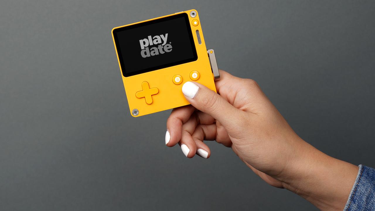 ناشر بازی Firewatch از کنسول دستی Playdate رونمایی کرد