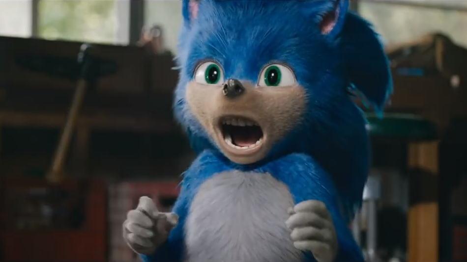 فیلم سونیک Sonic The Hedgehog استودیو پارامونت