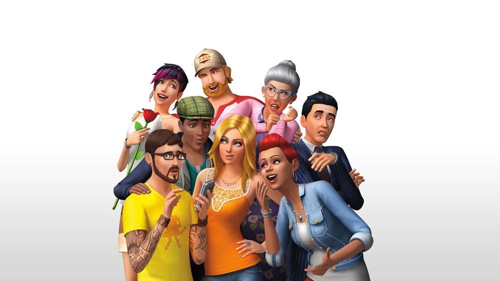 بهروزرسانی بازی Sims 4 شرکت EA
