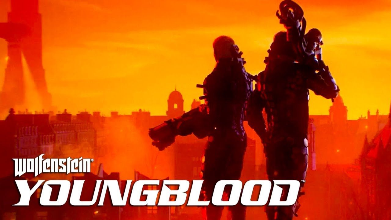 تماشا کنید: تریلر گیمپلی جدید بازی Wolfenstein: Youngblood